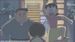 Doraemon Capitulo 258 Los 3000 dias en una isla desierta de Nobita