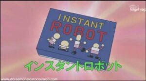 Doraemon Capitulo 259 El Robot Nobita es un desastre