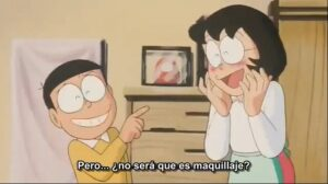 Doraemon Recuerdos de la abuela