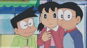 Doraemon Capitulo 263 No hay quien pare los cotilleos