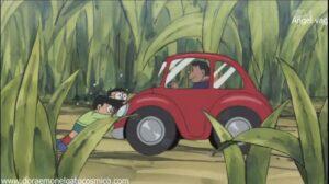 Doraemon Capitulo 265 A si nos fuimos de viaje