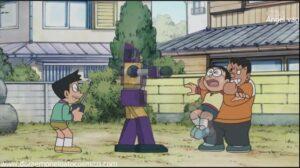 Doraemon Capitulo 272 Un robot gigante casero
