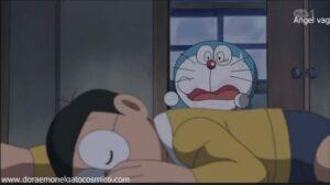 Doraemon Capitulo 281 El tentetieso de ese momento de aquel dia