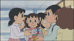 Doraemon Capitulo 282 El nido de amor de Nobita y Shizuka