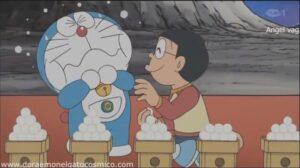 Doraemon Capitulo 290 Bienvenidos al centro de la tierra parte uno