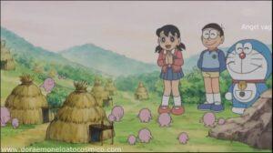 Doraemon Capitulo 291 Bienvenidos al centro de la tierra parte dos