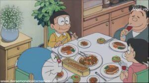 Doraemon Capitulo 293 El plan de Nobita para la pedida