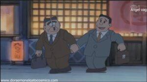 Doraemon Capitulo 295 Numeros rojos en la casa de los Nobi