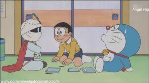 Doraemon Capitulo 296 Yo mismo el justiciero enmascarado
