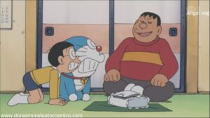 Doraemon Capitulo 297 Gigante el Huesped