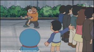 Doraemon Capitulo 298 El Peluquin samurai de la amistad