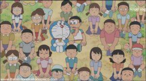 Doraemon Capitulo 303 Doraemon tira la toalla