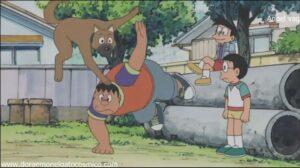 Doraemon Capitulo 311 Muku el perro bueno para nada