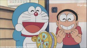 Doraemon Capitulo 316 Un laberinto en casa