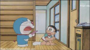 Doraemon Capitulo 317 Violeta del arcoiris
