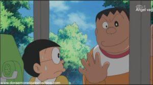 Doraemon Capitulo 320 Los soldaditos de juguete
