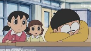 Doraemon Capitulo 321 La entusiasta fiesta del deporte de Nobita