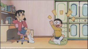 Doraemon Capitulo 325 El fiel Robot mascota Chukenpar