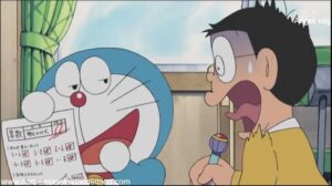 Doraemon Capitulo 327