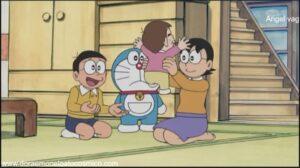 Doraemon Capitulo 332 Panico con el super niño