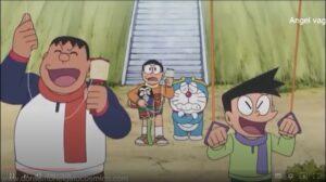 Doraemon Capitulo 335 La diadema del clima