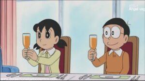 Doraemon Capitulo 337 El lujoso miserable cumpleaños de Suneo