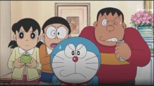 Doraemon Capitulo 337