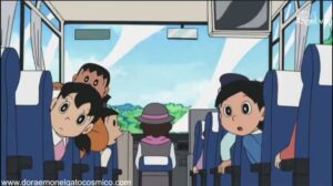 Doraemon Capitulo 344 La excursión de supervivencia de Nobita