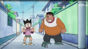Doraemon Capitulo 345