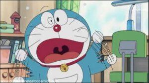 Doraemon Capitulo 346 Un amigo largo y delgado