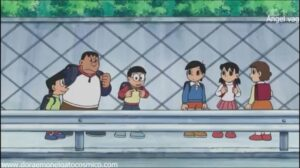 Doraemon Capitulo 349 Dekigusu tambien tiene miedo