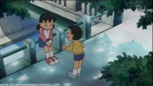 Doraemon Capitulo 350 Shizuka y el viejo arbol