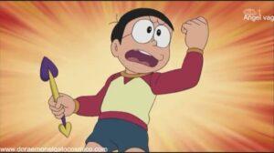 Doraemon Capitulo 351 El invertidor
