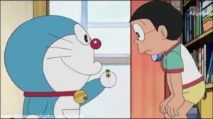 Doraemon Capitulo 358 ¡Ha picado un monstruo marino!