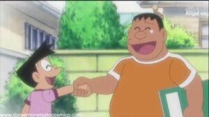 Doraemon Capitulo 360 Nobita cambia de piel