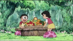 Doraemon Capitulo 363 Aventura en el cumpleaños de Nobita