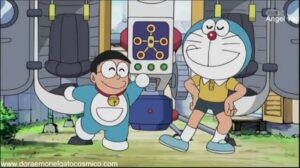 Doraemon Capitulo 364 Intercambio de cuerpos