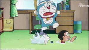 Doraemon Capitulo 365 El polvo sumergidor