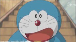 Doraemon Capitulo 368 Una pequeña casa en un gran iceberg