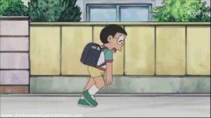 Doraemon Capitulo 370 Volando en letras