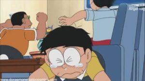 Doraemon Capitulo 372 Una televisión 3D realista