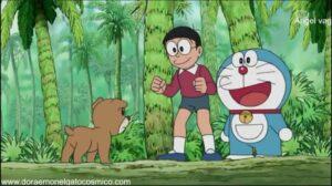 Doraemon Capitulo 376 El país del cachorro UNO parte dos