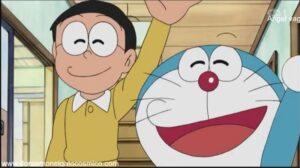 Doraemon Capitulo 378 Doraemon también quiere tener una madre