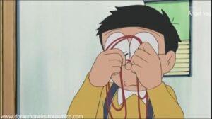 Doraemon Capitulo 379 El rey del juego del hilo