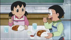 Doraemon Capitulo 380 El terrorífico curry de Jaiko