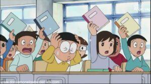 Doraemon Capitulo 381 La castaña del adelanto y el aplazamiento