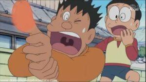Doraemon Capitulo 387 Reformas en la casa de Gigante