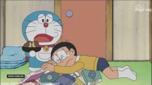 Doraemon Capitulo 388 Una pegatina para ser nobita