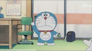 Doraemon Capitulo 392 Una mente cuadrada