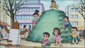 Doraemon Capitulo 393 Vota al jefe de los chicos